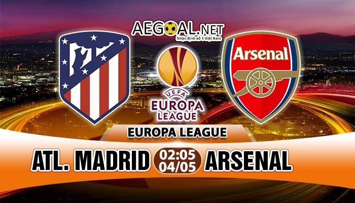 Soi kèo Nhận định Atletico Madrid vs Arsenal, 02h05 ngày 4/5