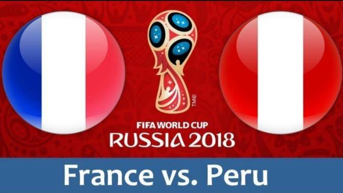 Soi kèo: Pháp vs Peru, 22h00 ngày 21/6 – World Cup 2018