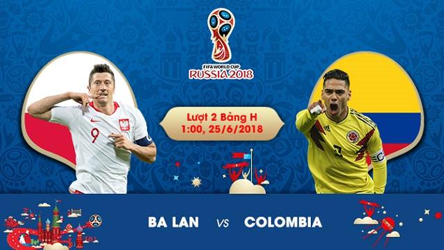 nhan dinh soi keo ba lan vs colombia world cup 2018