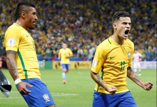 Soi kèo Brazil vs Thụy Sĩ Bảng E World Cup 2018