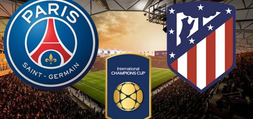 Nhận định – soi kèo: PSG vs Atletico Madrid, 18h30 ngày 30/7, giải đấu ICC