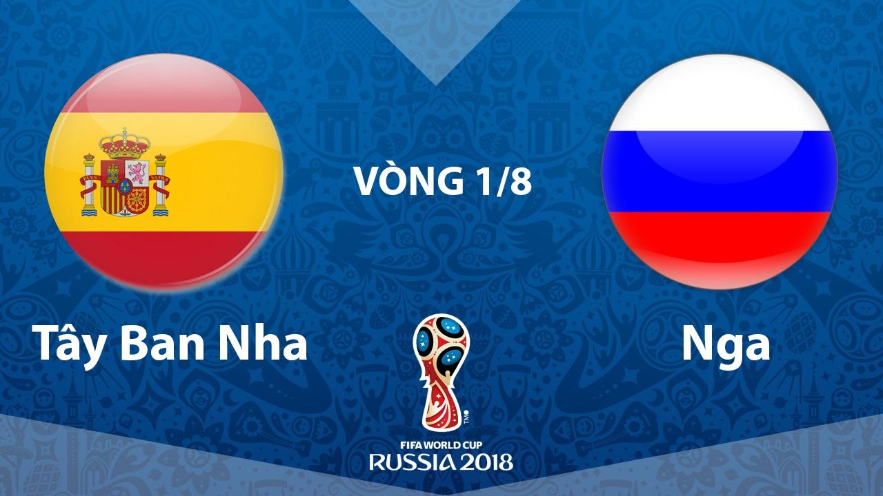 Tay Ban Nha vs Nga Keobong88