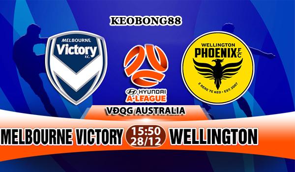 Nhận định Melbourne Victory vs Wellington, 15h50 ngày 28/12: VĐQG Australia