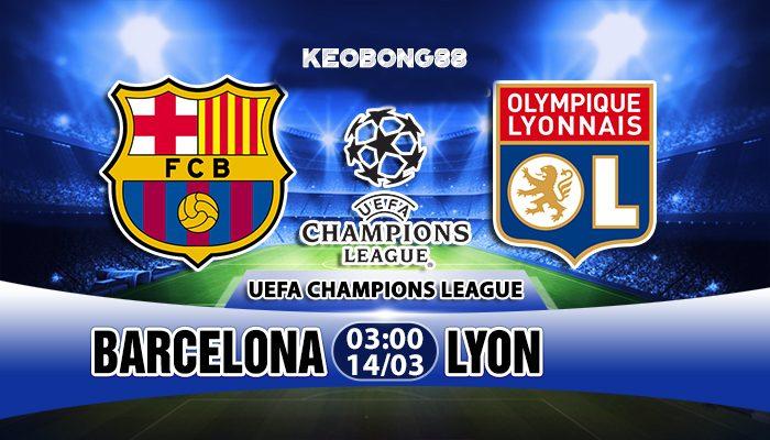 barcelona vs lyon - photo #3