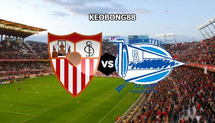 Nhận định Sevilla vs Alaves, 00h30 ngày 05/04: VĐQG Tây Ban Nha