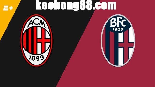 nhan dinh AC Milan vs Bologna