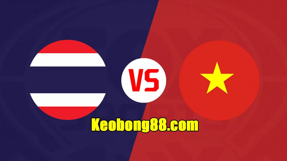 Thai Lan vs Viet Nam