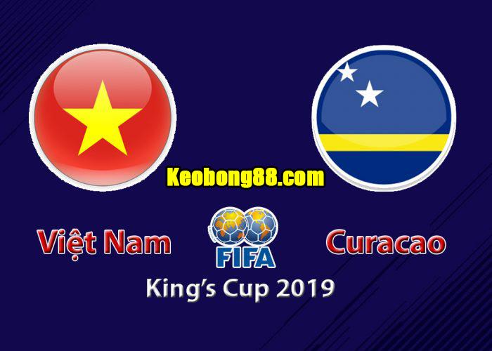 Viet Nam vs Curacao