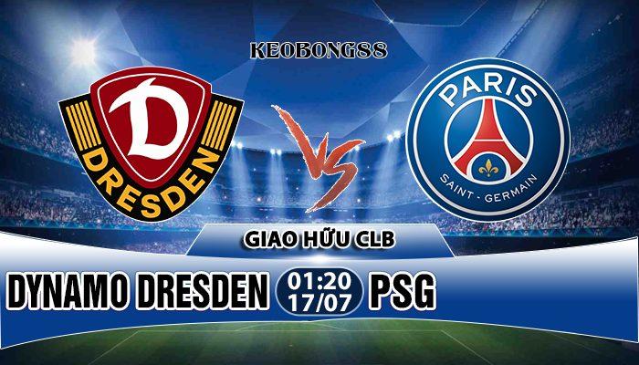 Dynamo Dresden vs PSG