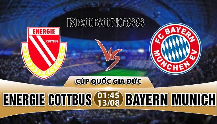 Energie Cottbus vs Bayern Munich