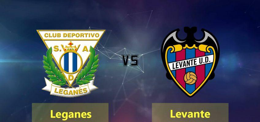 Nhận định Leganes vs Levante, 18h00 ngày 5/10