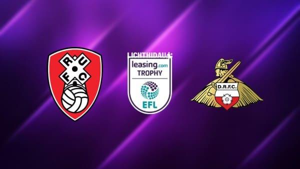 Nhận định Rotherham United vs Doncaster, 01h00 ngày 9/10