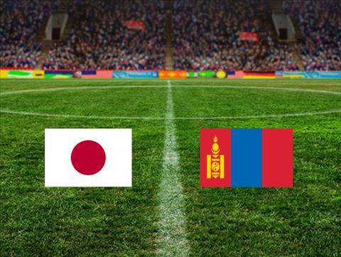 Nhận định Nhật Bản vs Mông Cổ, 17h35 ngày 10/10: