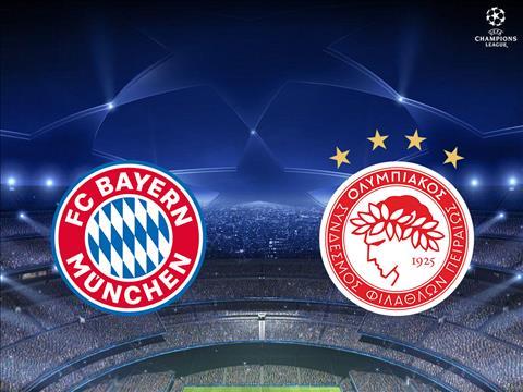 Bayern Munich vs Olympiacos