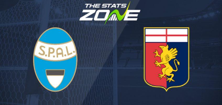 Nhận định SPAL vs Genoa, 2h45 ngày 26/11