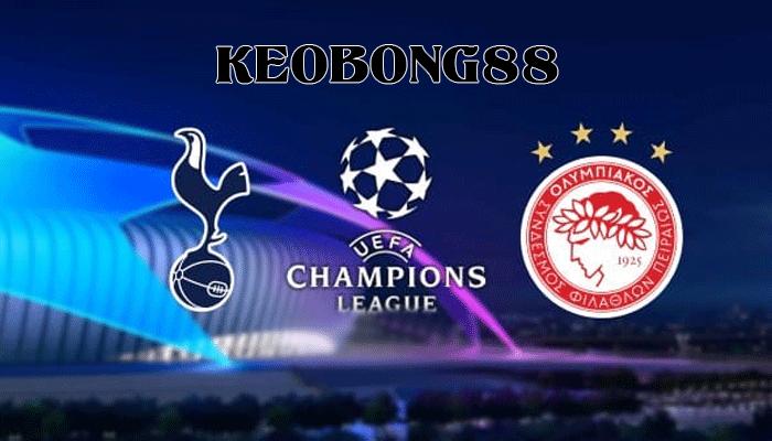 Nhận định Tottenham vs Olympiacos, 03h00 ngày 27/11
