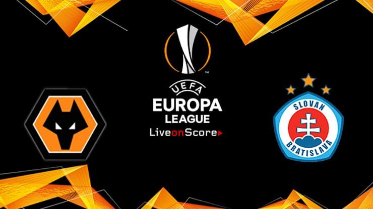 Wolves vs Slovan Bratislava Preview and Prediction Live stream UEFA Europa League 20192020