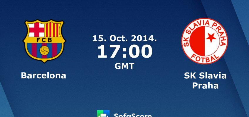 Nhận định Barcelona vs Slavia Praha, 00h55 ngày 06/11