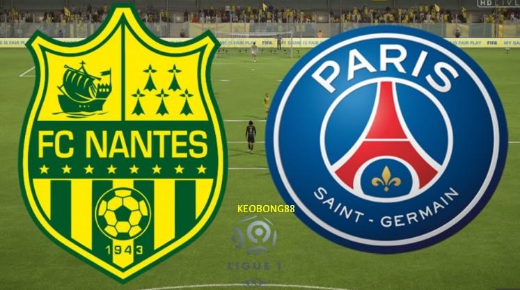 Nantes vs PSG